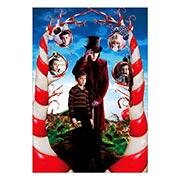 Хардпостер (на твёрдой основе) Charlie and the Chocolate Factory